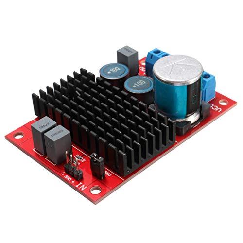 Yongse DC 12V-24V 100W BTL out TPA3116 Tablero Amplificador de Audio Digital Mono Canal