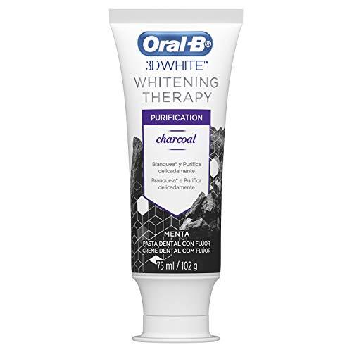 Creme Dental Oral-B 3D White Whitening Therapy Purification 102g, Oral B