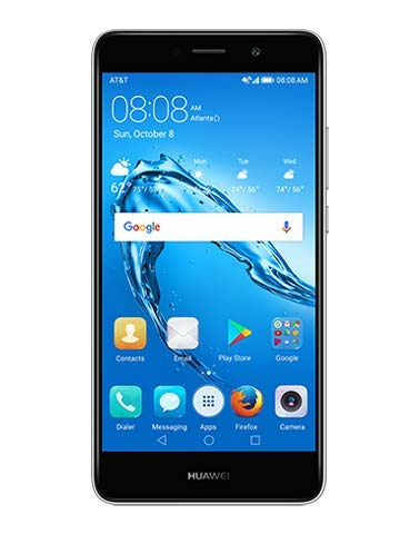 Huawei Ascend XT 2 | (16GB, 2GB RAM) | 5.5' IPS Display | Dual Camera | 4000 mAh Battery | Android 7.0 Nougat | 4G LTE | GSM Unlocked | Smartphone - Silver