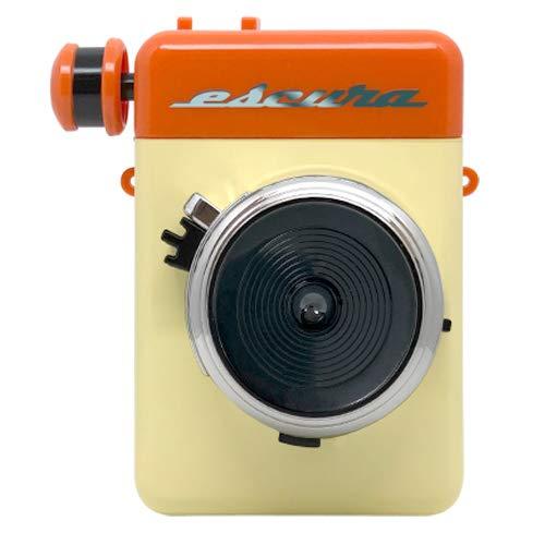 Escura instant 60s ORANGEエスキュラ チェキ インスタントカメラ オレンジ FUJIFILM instax mini対応
