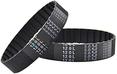 SHENYI Professional 1Pcs 697L-788L Timing Belt Black Rubber Clos