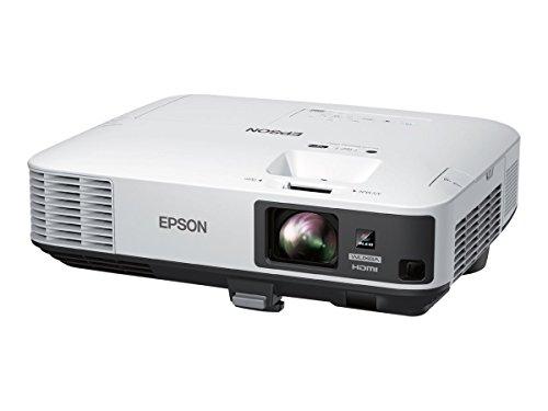 Epson PowerLite 2250U Full HD WUXGA 3LCD Projector, Black/White