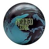 Brunswick Jagged Edge Solid Blu/Blk 15lb