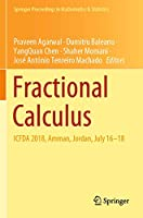 Fractional Calculus: ICFDA 2018, Amman, Jordan, July 16-18 (Springer Proceedings in Mathematics & Statistics, 303)