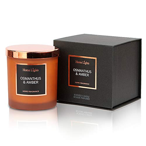 Luxury Scented Natural Soy Wax Candle  $11.99 (40% OFF Coupon)