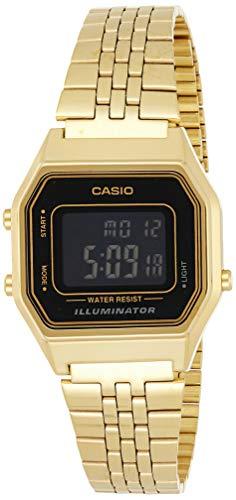Casio Collection Damen-Armbanduhr LA680WEGA 1BER