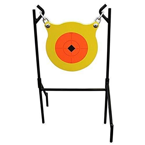 "Birchwood Casey USA World of Targets Boomslang Centerfire Gong Target 1/2"" AR500"