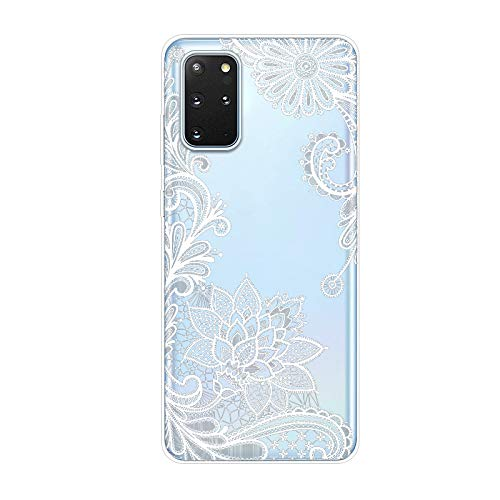 Great Features Of Amocase Cute Floral Case with 2 in 1 Stylus for Samsung Galaxy A51,Stylish Ultra T...