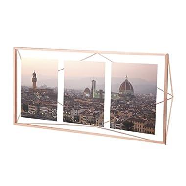 Umbra Prisma Multi Picture Frame, Copper