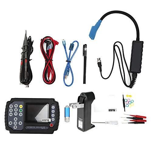デジタルオシロスコープハンドヘルドオートレンジマルチメータADO102調整可能バックライトMultimmeterAutomotive Oscilloscope for Automotive with USB interface(U.S. regulations)