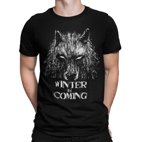 344-Camiseta Winter Is Coming (Fuacka)...