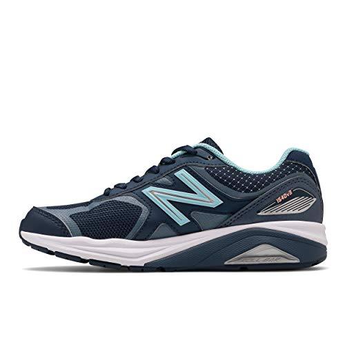 New Balance Women's 1540 V3 Running Shoe, Natural Indigo/Natural Indigo, 10 Wide