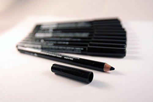 12pcs Nabi black Eyeliner pencil (wholesale lot) by Nabi