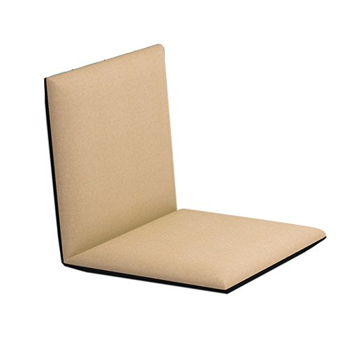 L-R-S-F Canapé paresseux, coussin simple pliable, lit avec canapé-lit, fauteuil flottant, chaise dossier (Couleur : # 3)