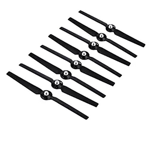 Hooshion 4 Pairs Propellers Rotor Blade Sets A & B...
