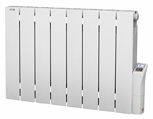 ACOVA ACA50040060 - Elektrischer Heizkörper aus Aluminium mit Trägheitsmoment - Baureihe Cotona - 1500 Watt - LCD-Bildschirm