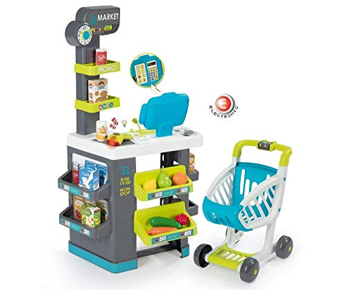 Smoby 350212 Pretend Play Supermarket -...