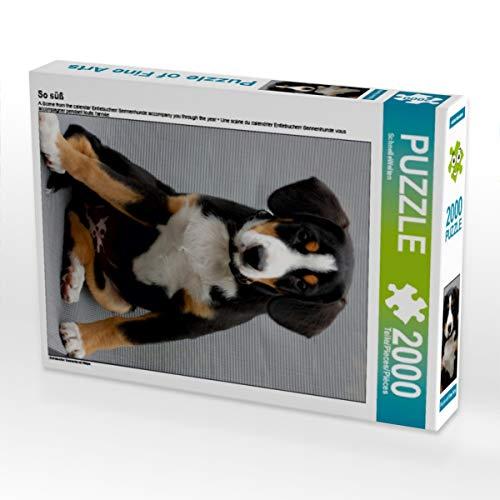 CALVENDO Puzzle So süß 2000 Teile Lege-Größe 67 x 90 cm Foto-Puzzle Bild von SchnelleWelten