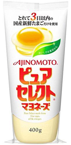 味の素 ピュアセレクトマヨネーズ 400g