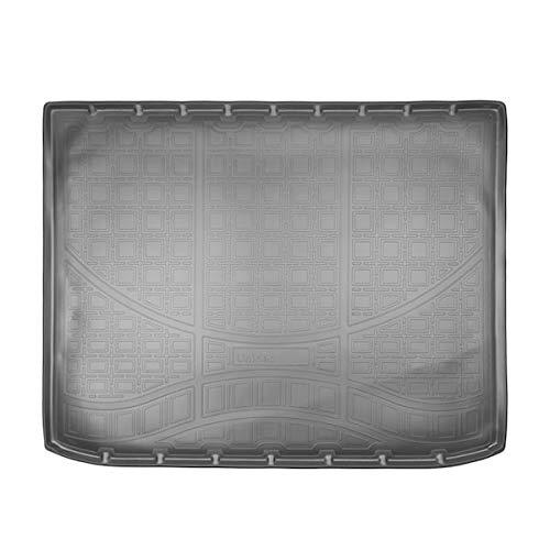 Sotra Auto Kofferraumschutz für den Opel Zafira C - Maßgeschneiderte antirutsch Kofferraumwanne für den sicheren Transport von Einkauf, Gepäck und Haustier