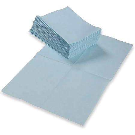 gefaltet 500 Stück Einweg Einmal Reinigungstuch Putztuch Wischtuch 1 Karton