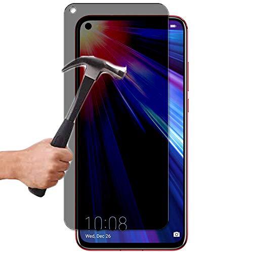 Lapinette in vetro temperato compatibile con Honor View 20, anti-spione; protezione schermo in vetro temperato Honor View 20, anti-spione; filtro privacy in vetro temperato