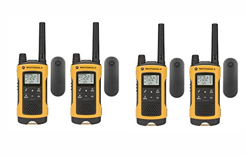 Motorola Talkabout T402 FRS/GMRS Two-Way Radio 4-Pack