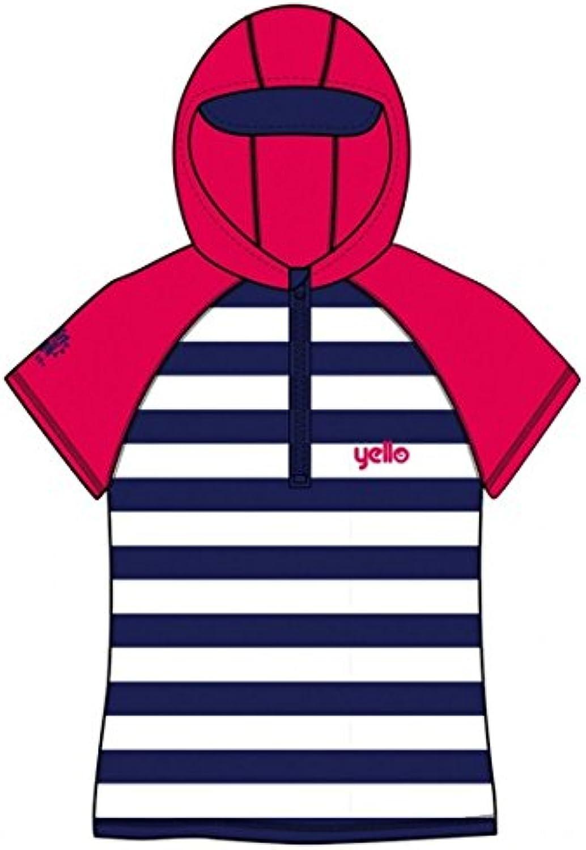 Yello UV-Besteändig Hoodie Streifen junior blau   weiß 4-5 Jahre B078852DCP Schöne Kunst   | Preiszugeständnisse