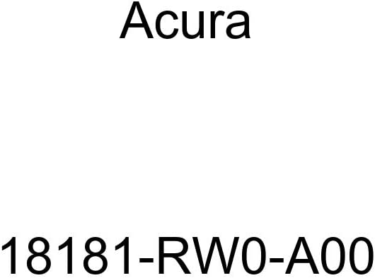 Acura 18181-RW0-A00 Exhaust Shield Gorgeous Max 67% OFF Heat