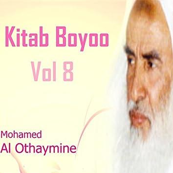 Kitab Boyoo Vol 8 (Quran)