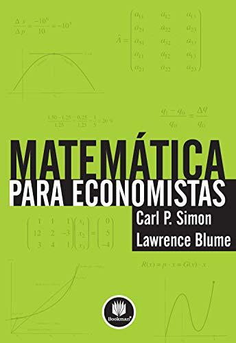 Matemática para Economistas
