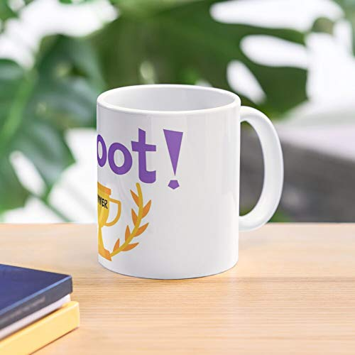 Kahoot winner. 11 Oz Premium Quality printed Coffee Mug, Comfortable To Hold, Unique Gifting ideas for Friend/coworker/loved ones
