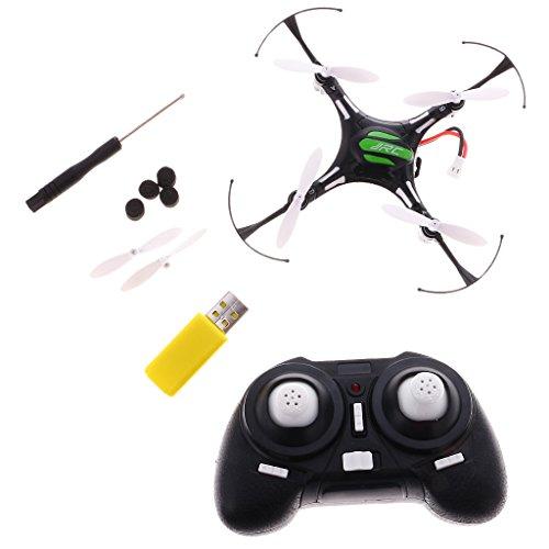 sharprepublic JJRC H8 Mini Drone Modo Sin Cabeza Drones 6 Ejes - Negro