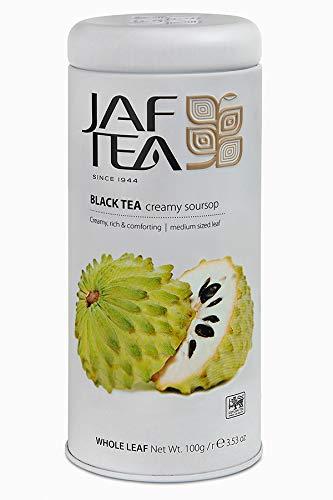 JAF TEA Schwarzer Tee - Stachelannone - Dose