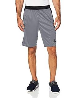 adidas Men's Designed-2-Move 3-Stripe Shorts, Grey/Black, X-Small (B01HCKSN9U) | Amazon price tracker / tracking, Amazon price history charts, Amazon price watches, Amazon price drop alerts