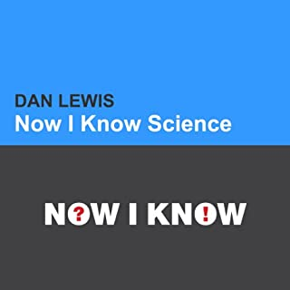 Now I Know Science audiobook cover art