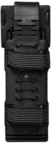 ABUS Faltschloss 6000/120 Bordo Big, Black, 120 cm, 51794 - 2