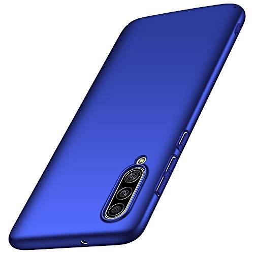 Avalri für Samsung Galaxy A90 5G Hülle, Superdünne Handyhülle Hardcase aus PC Stoß- & Kratzfest Kompatibel mit Samsung Galaxy A90 5G (Blau)