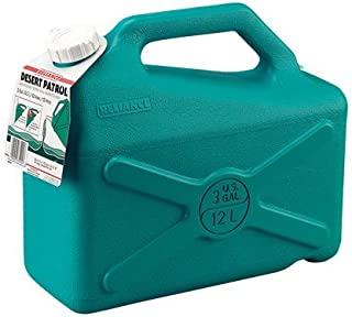 Desert Patrol 3 Gallon Rigid Water Container Reliance Products by Reliance Controls