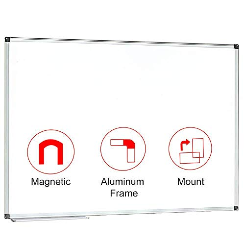 90x90 cm (36x36 inch) Magnetische Witte Raad whiteboard Wall Mounted Whiteboard