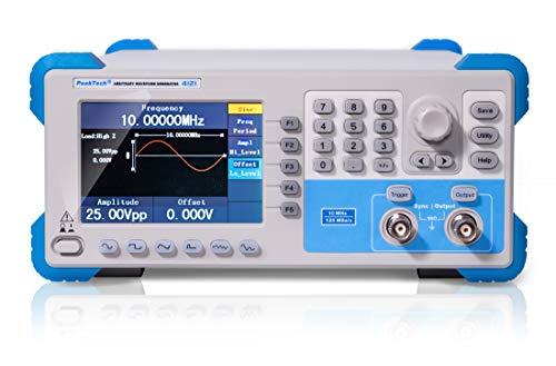 PeakTech P4121 generador de ondas