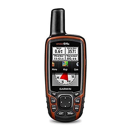 Garmin 010–01199Receptor Gps Y Glonass De Alta Sensibilidad, Con Ant+Bluetooth, 2.6', Negro, Rojo