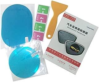 Rainproof Anti-fog Car Rearview Mirror Film Sticker Ultra-clear Film Shield Kinggarten-SG