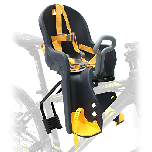 Bicycle Seat for - Kids Child Children Infant Toddler - Front Mount Baby Carrier Seat Bike Carrier...