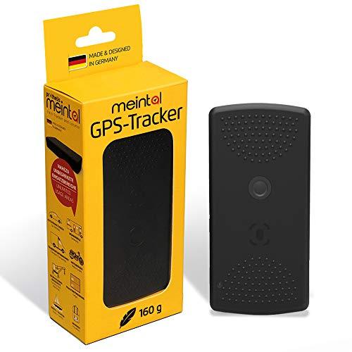 Prothelis Meintal GPS Tracker Auto Wohnmobil Motorrad mit Akku Laufzeit bis 500 Tage | Peilsender mit App KFZ Diebstahlschutz GPS Live Tracking | Fahrzeugortung GPS Sender Fahrzeug Tracker GPS Ortung