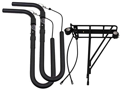 Carver Racks CSR Max-surf Holder for Bicycle-Black