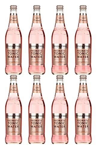 Fever-Tree Aromatic Tonic Water 500 ml (Pack of 8)