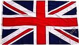 trends4cents Top Qualität - Flagge GROßBRITANNIEN Union Jack Fahne, 250 x 150 cm, EXTREM REIßFEST, Keine BILLIG-CHINAWARE, Stoffgewicht ca. 100 g/m², sehr robust, extra Starke...