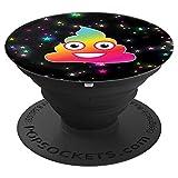 Magic Poop Emoji Christmas Birthday Gift - PopSockets Ausziehbarer Sockel und Griff für Smartphones und Tablets