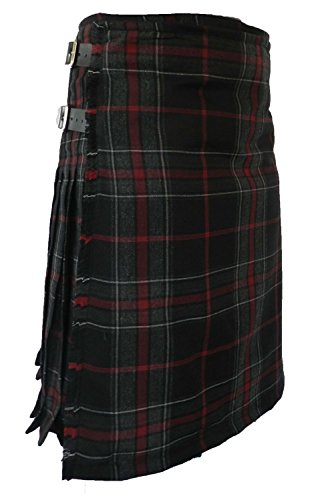 Men's kilt unique traditional wool 7th anniversary gifts
